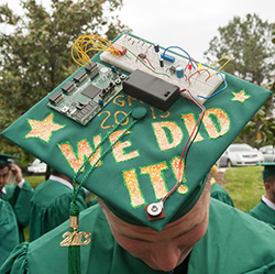 10 Most Cleverly Decorated Graduation Caps
