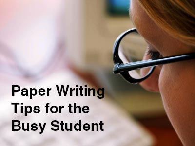 paper writing tips