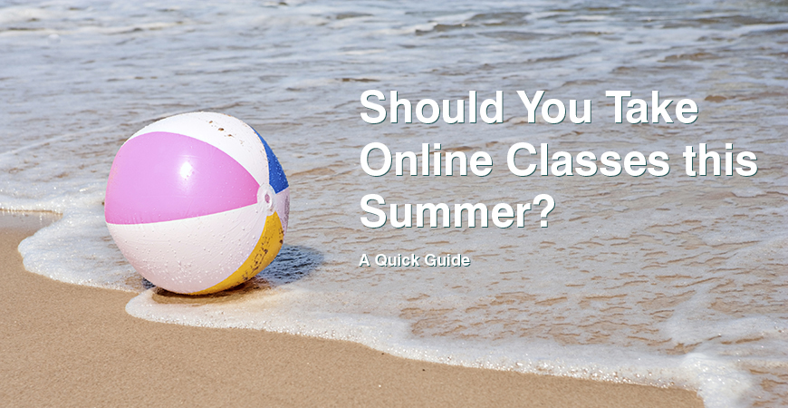 Online Summer Classes